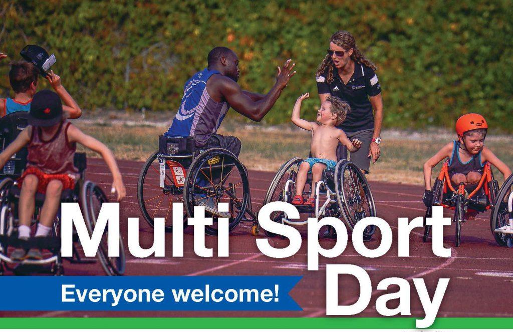 Multi Sport Day 2019
